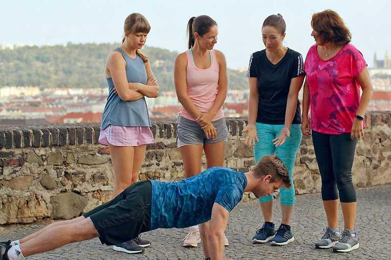Divácký výběr: Ženy v běhu