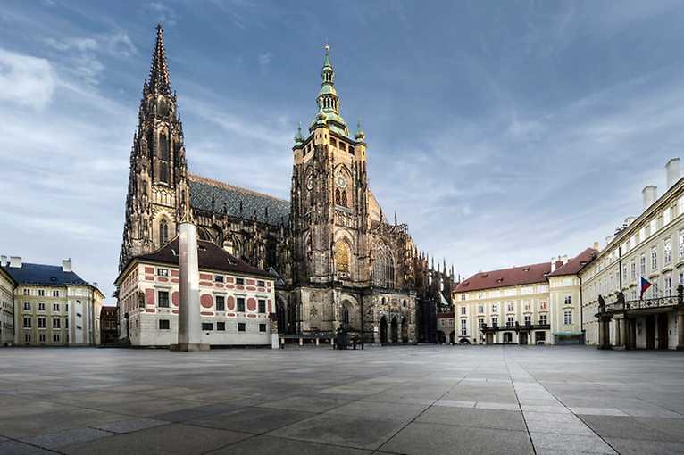 Couráme se tajemným Pražským hradem