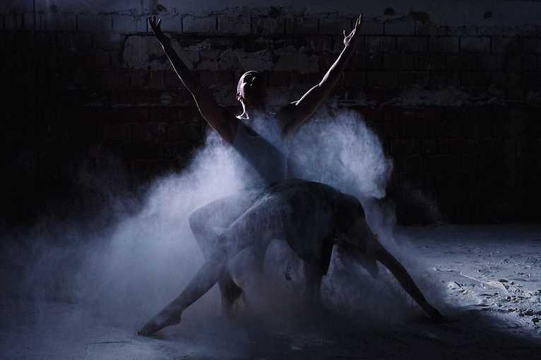 Choreografie s Davidem Černákem