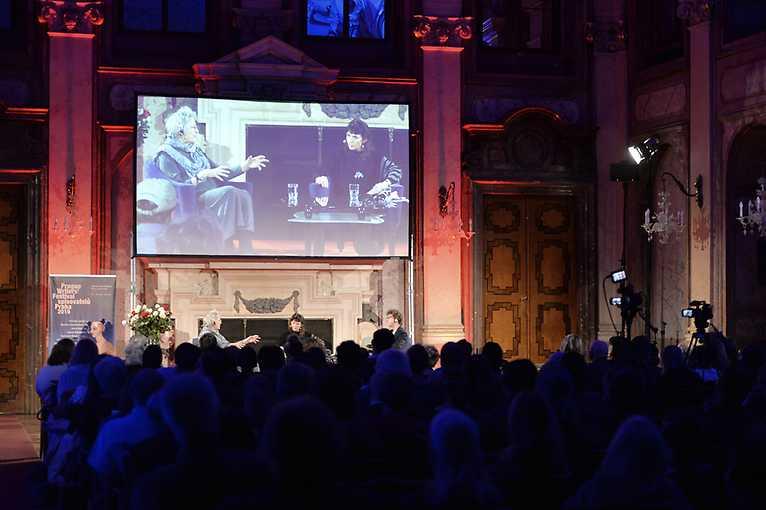 Prague Writers' Festival 2020
