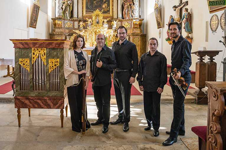 Hudba k poctě rakouského císaře Ferdinanda III.: Capella Ornamentata