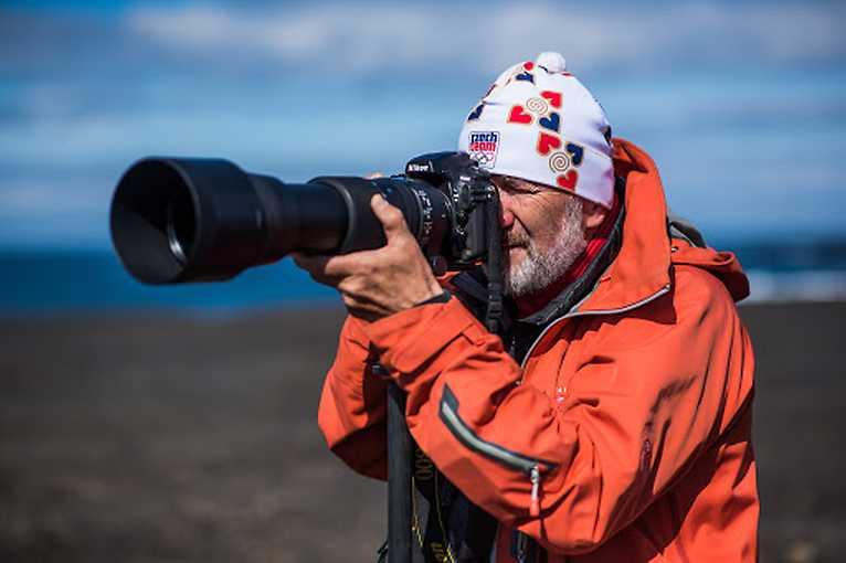 Jiří Kolbaba: Fotograf na cestách