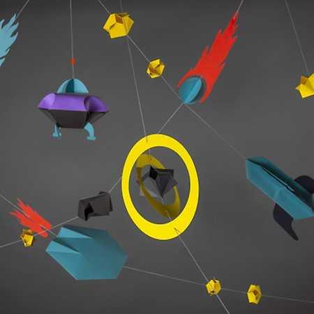 Panoply: Vesmír z papíru