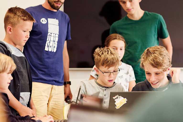 Letní příměstský tábor – Programování, roboti a virtuální realita
