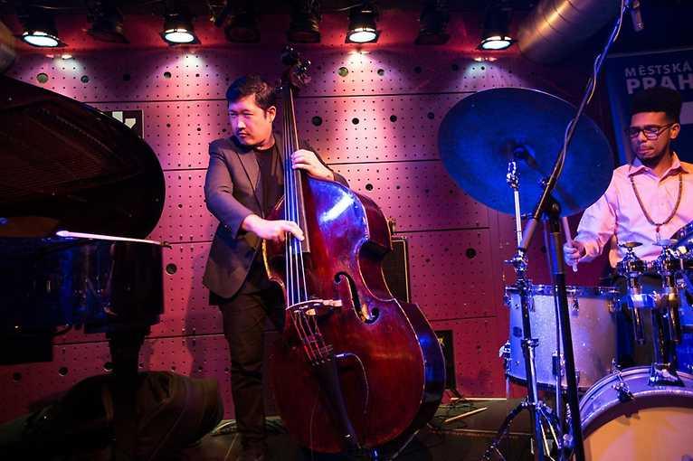 Christian Sands Trio