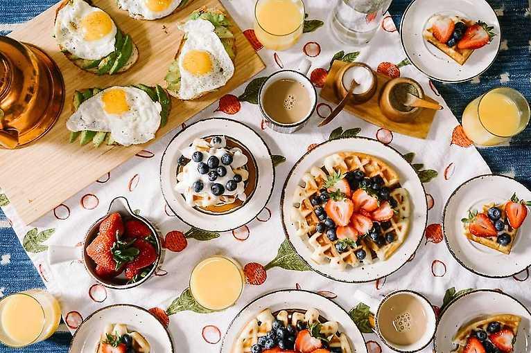 Targ Śniadaniowy na Żoliborzu