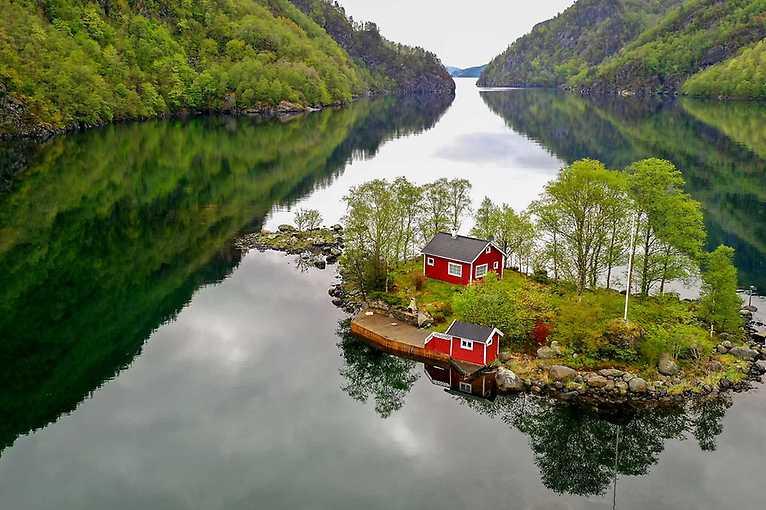 Jiří Kolbaba: Norsko – oslava přírody