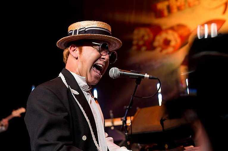 Rocketman – Tribute to Sir Elton John: Jimmy Love