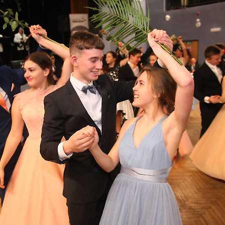 Závěrečný ples Taneční školy Sedlecký