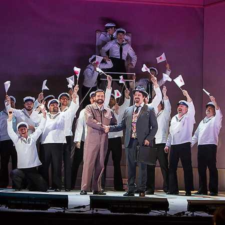 Sbor opery Jihočeského divadla