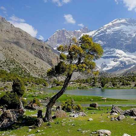 Trekking v Tádžikistánu