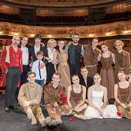 Pražský komorní balet - © Serghei Gherciu