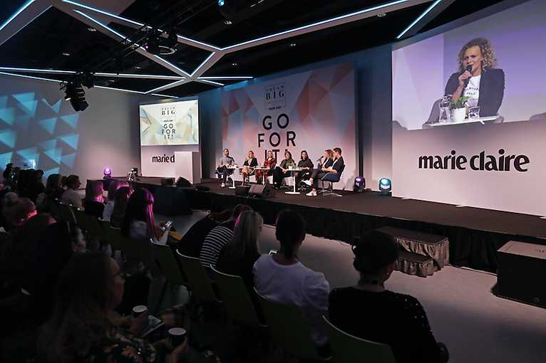 Marie Claire konference – Better together
