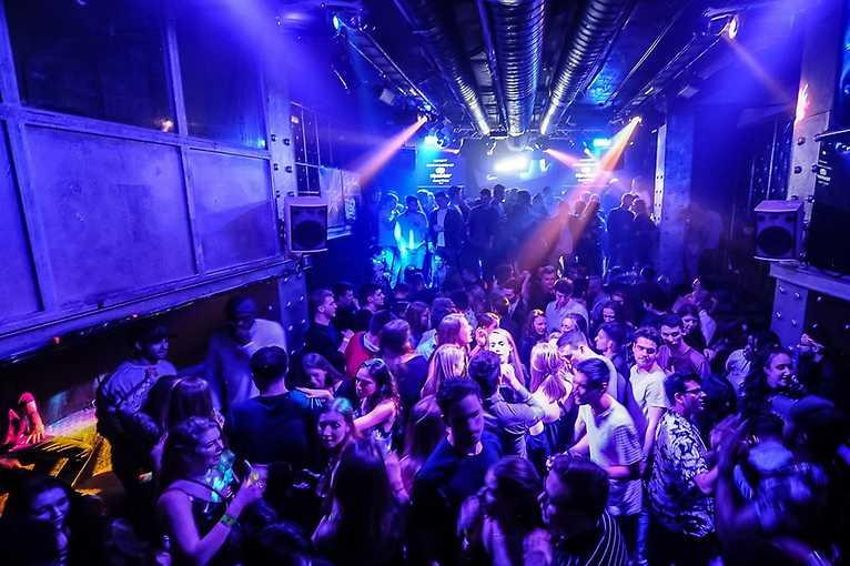 FX Bounce! The Diamond Night: DJ Kwé + DJ Saybon