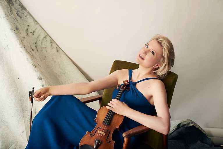 Elina Vähälä hraje Bartóka