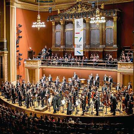 Symfonický orchester Českého rozhlasu - © Vojtěch Brtnický