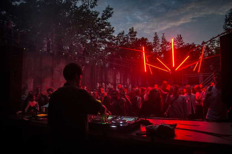 Harmony & nite vibes open air