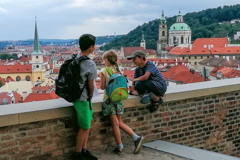 Hledej zlato na Pražském hradě
