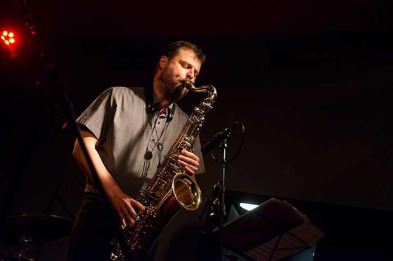 Radek Zapadlo – workshop Melodie v improvizaci