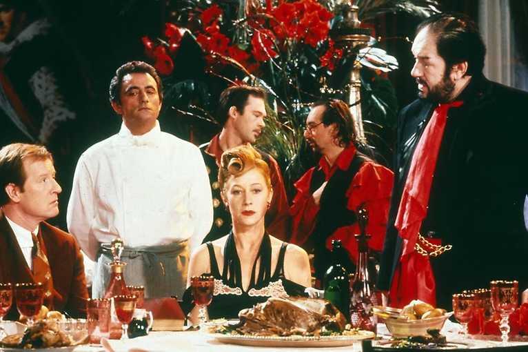 Kuchár, zlodej, jeho žena a jej milenec