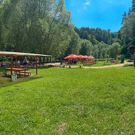 Tábor a Krmítko
