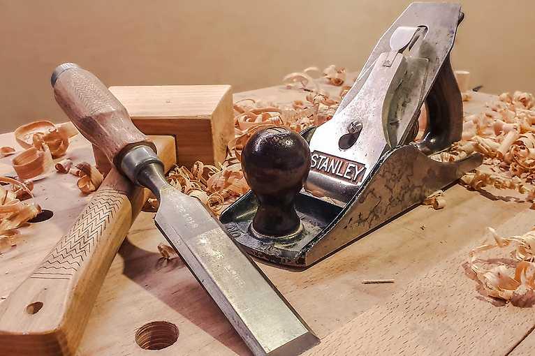 Základy práce se dřevem