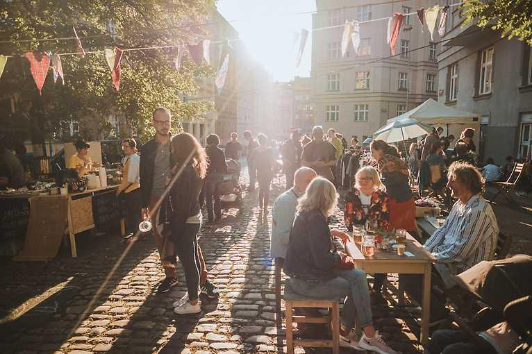 Zažít město jinak 2020 Praha