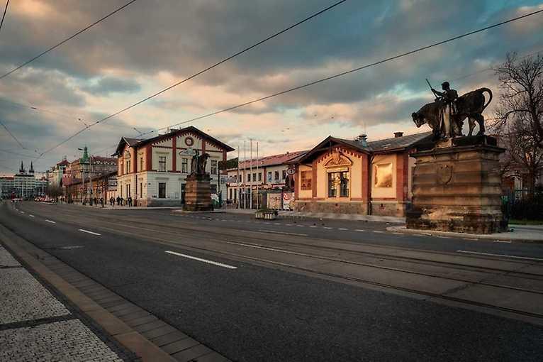 Budoucnost Pražské tržnice