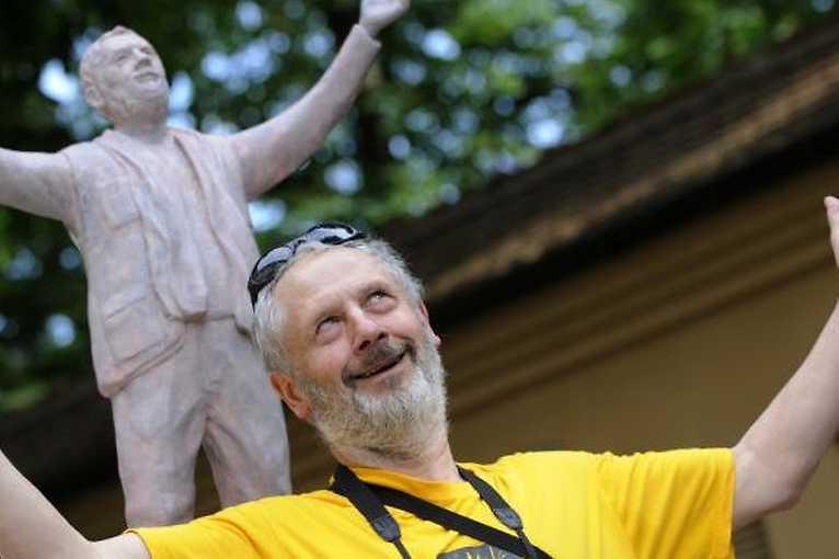 Komentovaná prohlídka výstavy Kurt Gebauer s Kurtem Gebauerem