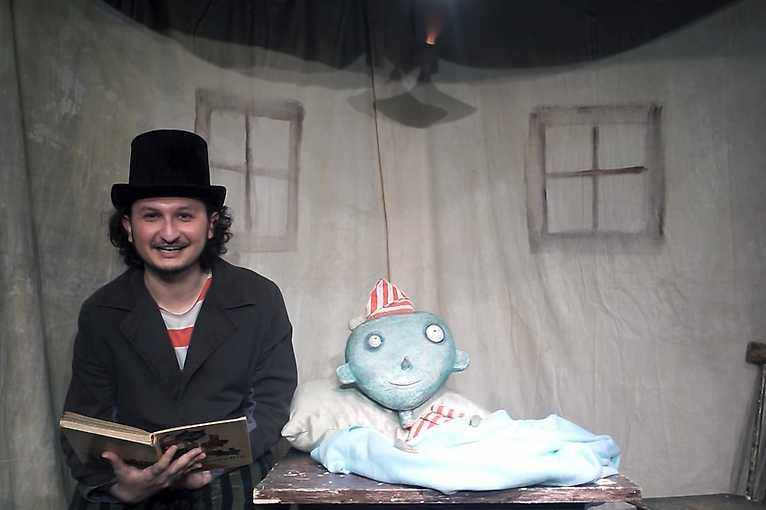 Rozprávkovanie s Andrejom: Pinocchio