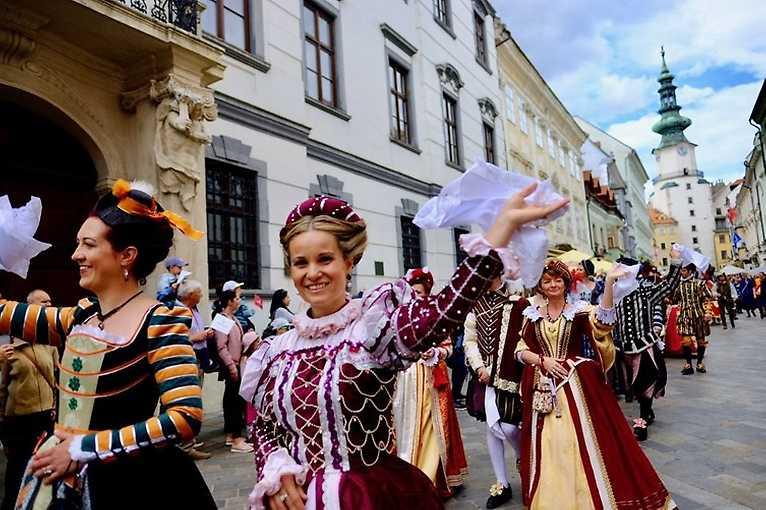 Bratislava Coronation Days 2020