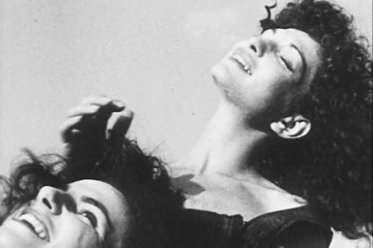 Orchestr Berg / Man Ray, Maya Deren & Stella