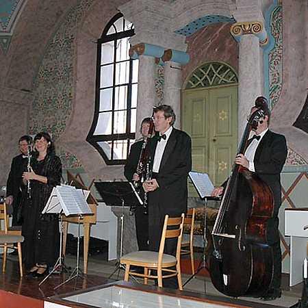 Hudba v synagogách