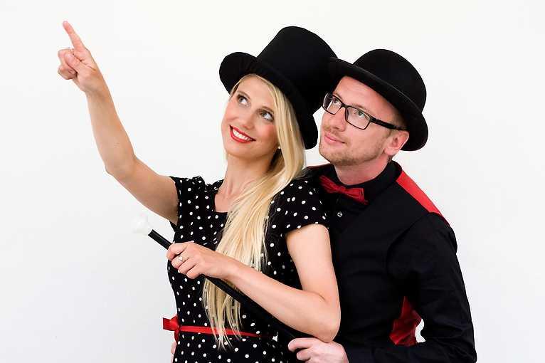 Ticho hvězd: David Kříž & Lucie Kubátová