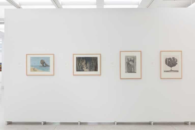 František Muzika: Drawings and Prints
