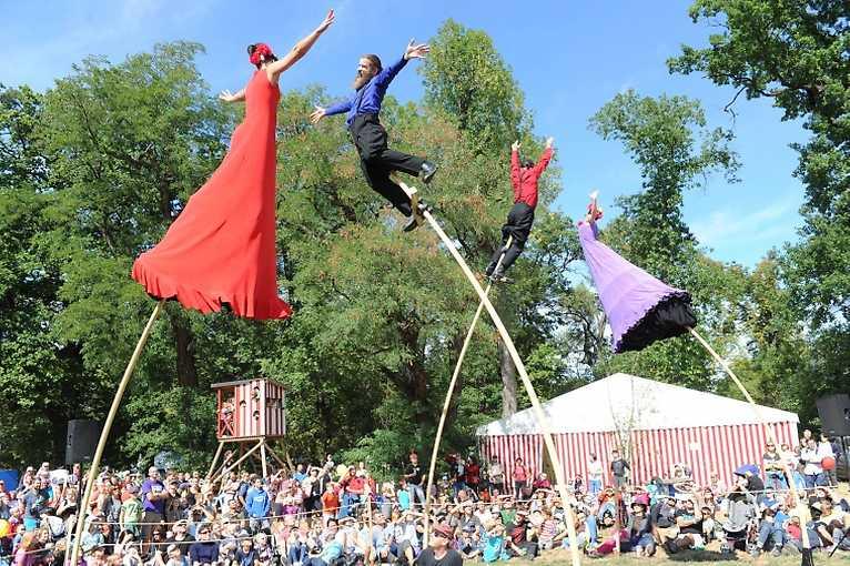 Festival Kefírek: Kašpárek vrohlíku