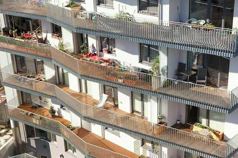 Spolkové bydlení: Baugruppe