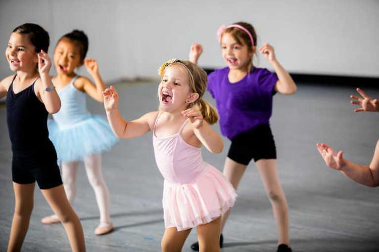 Taneční pohybové studio pro holky a  kluky