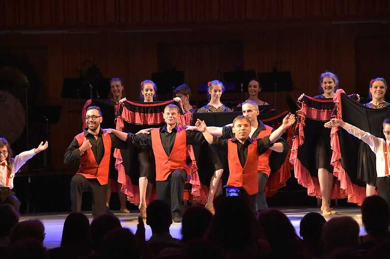 Slavnostní zahájení festivalu Divadelní pouť bez bariér