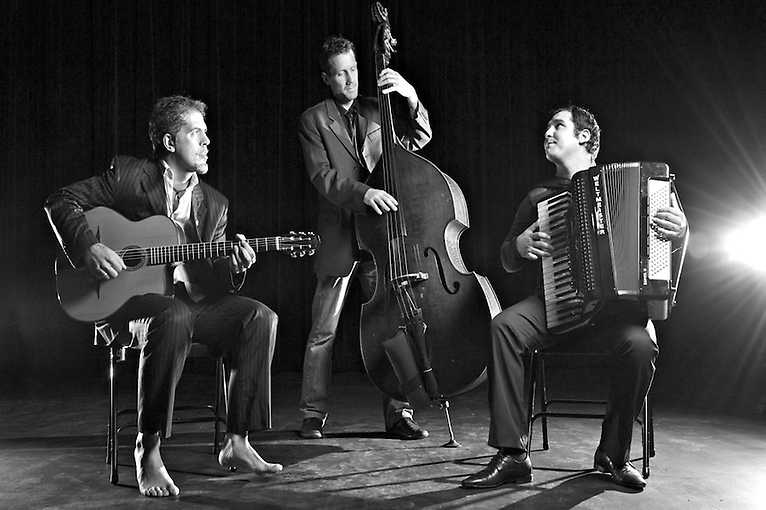 Marian Badoi Trio