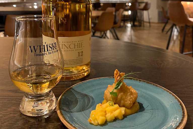 Whiskey & Food – Pairing