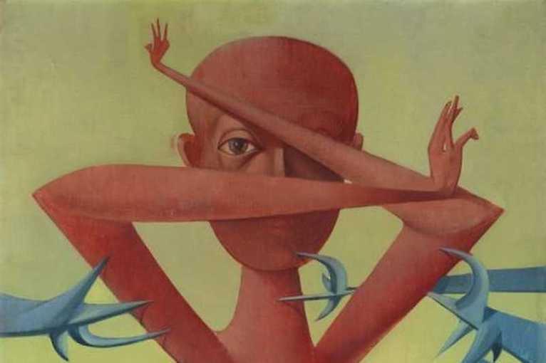 Komentovaná prohlídka výstavy Mikuláš Medek: Nahý v trní