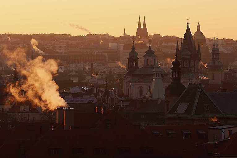 Kolik má Praha věží