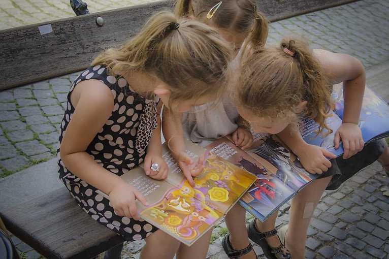 Děti, čtete? 2020 Praha