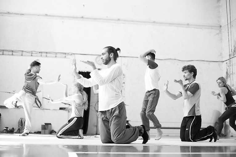 Smart body / chytré tělo: Pohybový workshop s Filipem Staňkem
