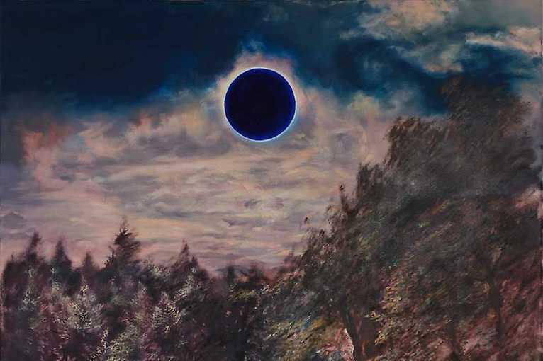 Agata Kus: Blue Sun