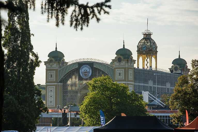 Komentovaná prohlídka Pražského výstaviště