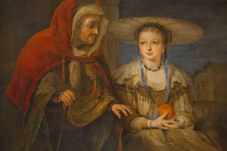 Móda v době Rembrandtově