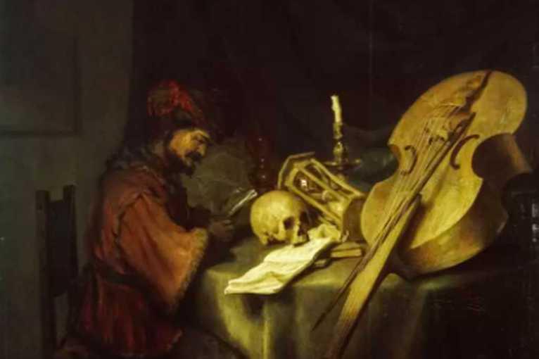 Hudba v době Rembrandtově