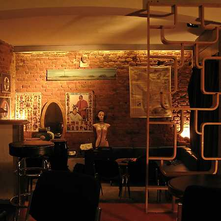 Bar v Krymský